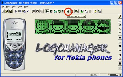 Articles – Changing Handphone Logos | ITCOW [ip]